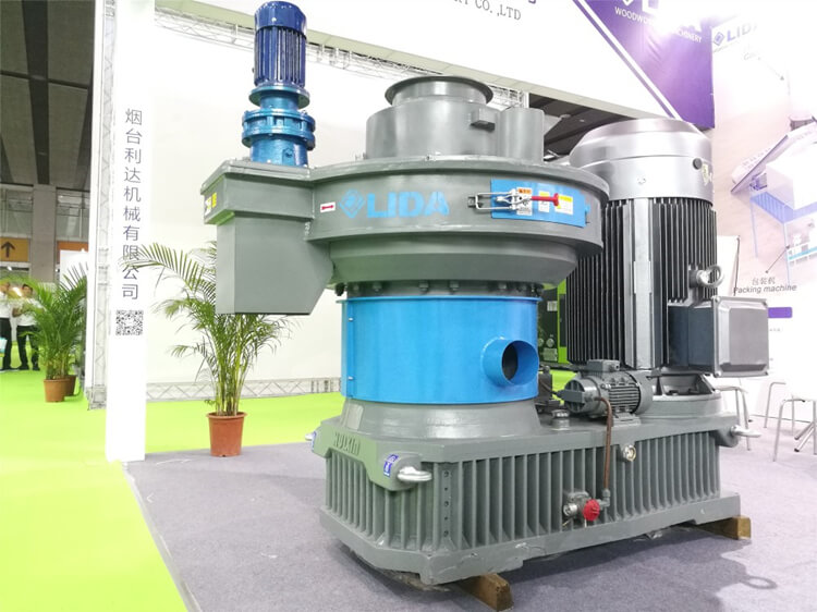 best pellet machine in China